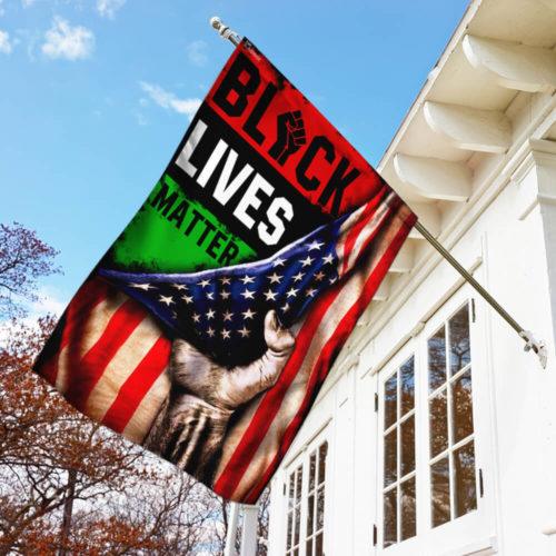 american flag black lives matter all over print flag 3