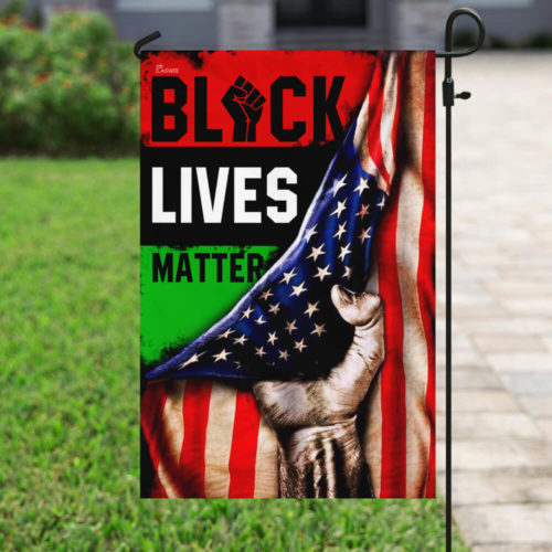 american flag black lives matter all over print flag 4