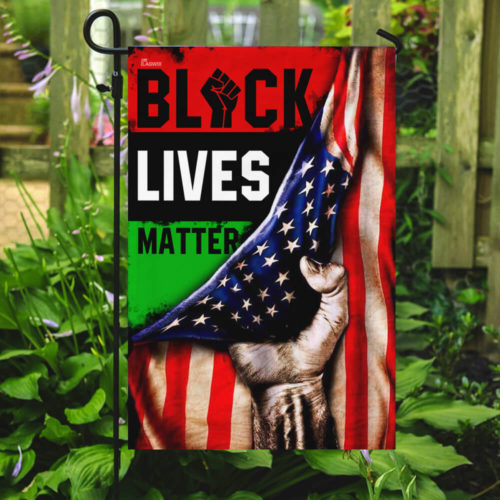 american flag black lives matter all over print flag 5
