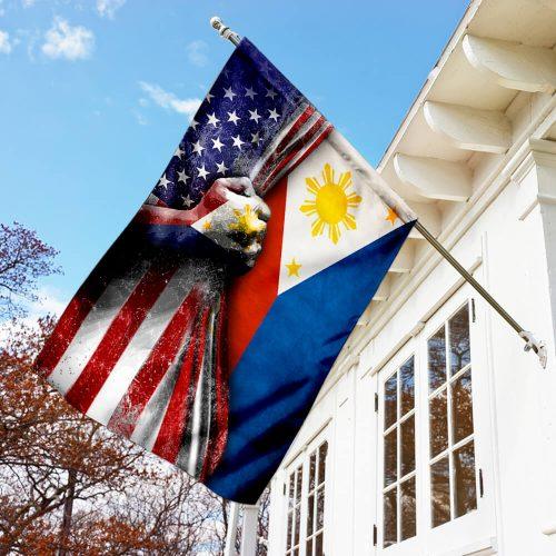 american flag filipino flag all over print flag 3