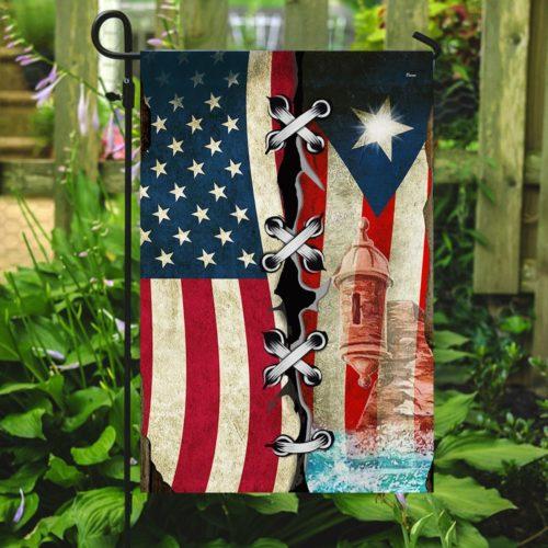 american flag puerto rico flag all over print flag 3