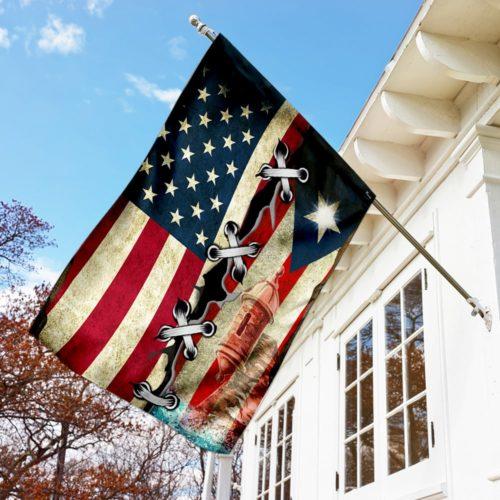 american flag puerto rico flag all over print flag 5
