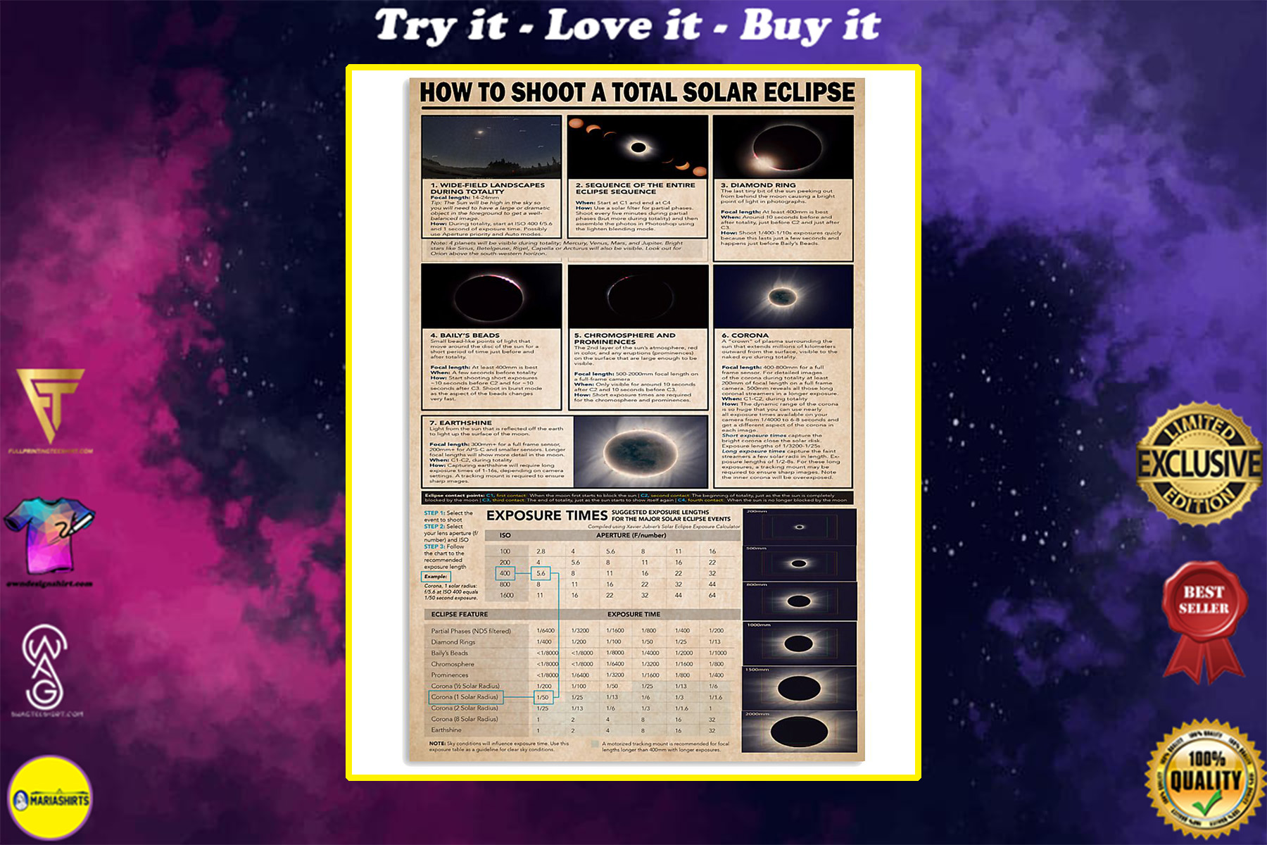 how to shoot a total solar eclipse photographer sports photography poster