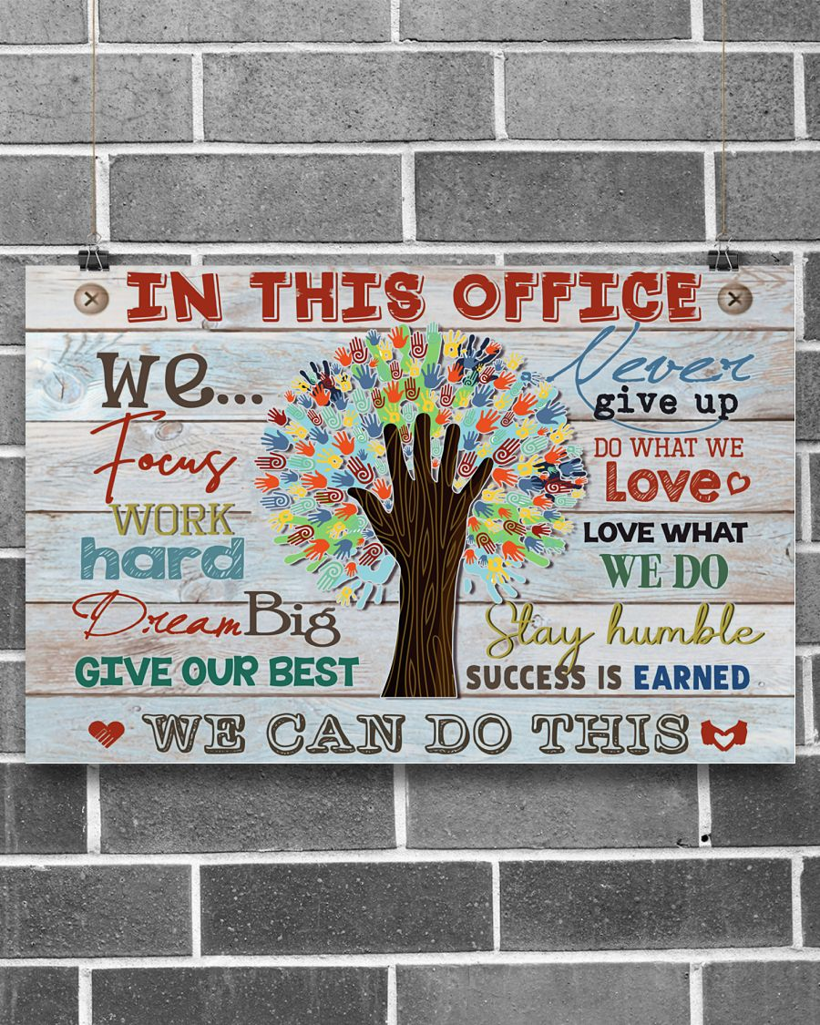 social worker in this office we can do this poster 2