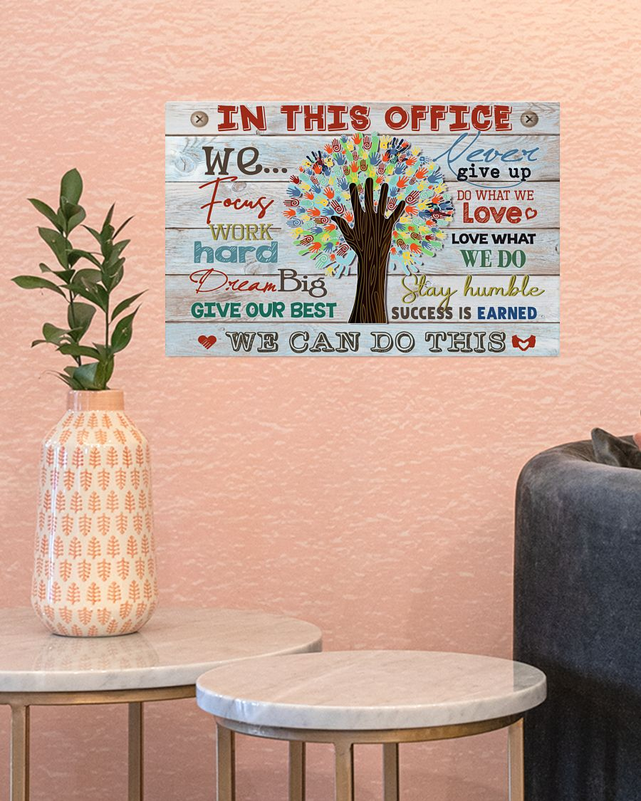 social worker in this office we can do this poster 3