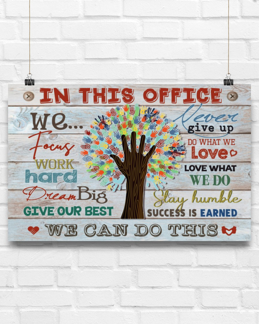 social worker in this office we can do this poster 5