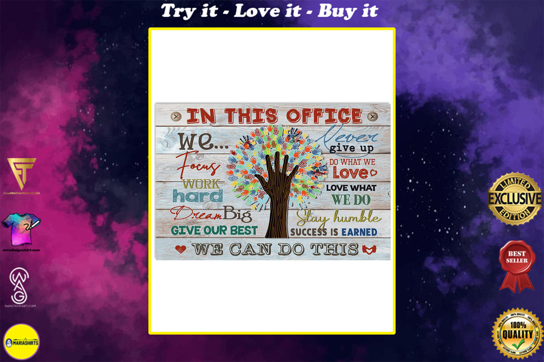 social worker in this office we can do this poster