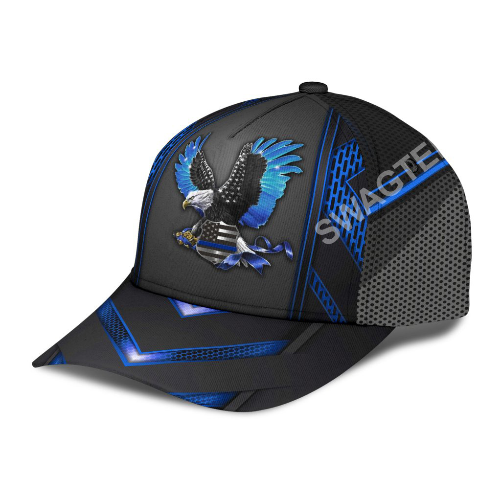 back the blue eagle with usa flag all over print classic cap 3(1)