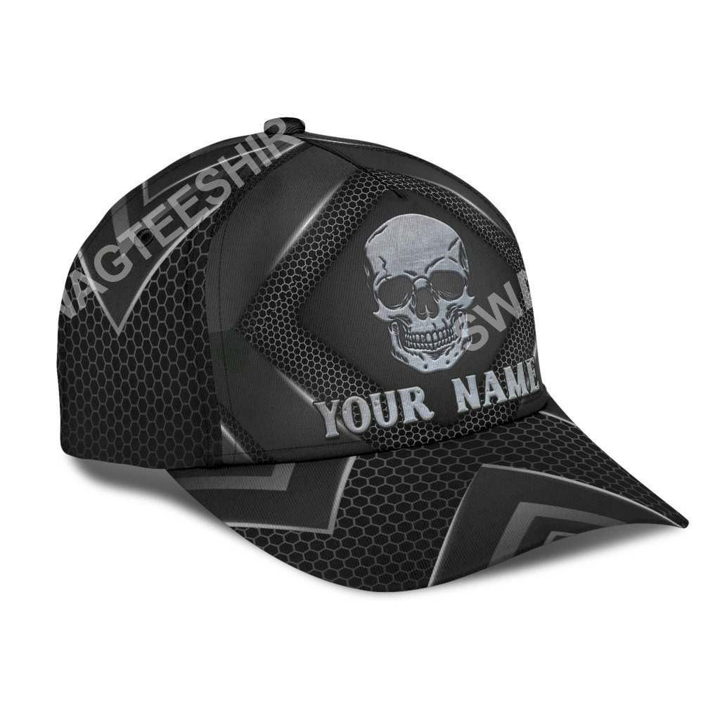 custom name skull all over print classic cap 3(1)