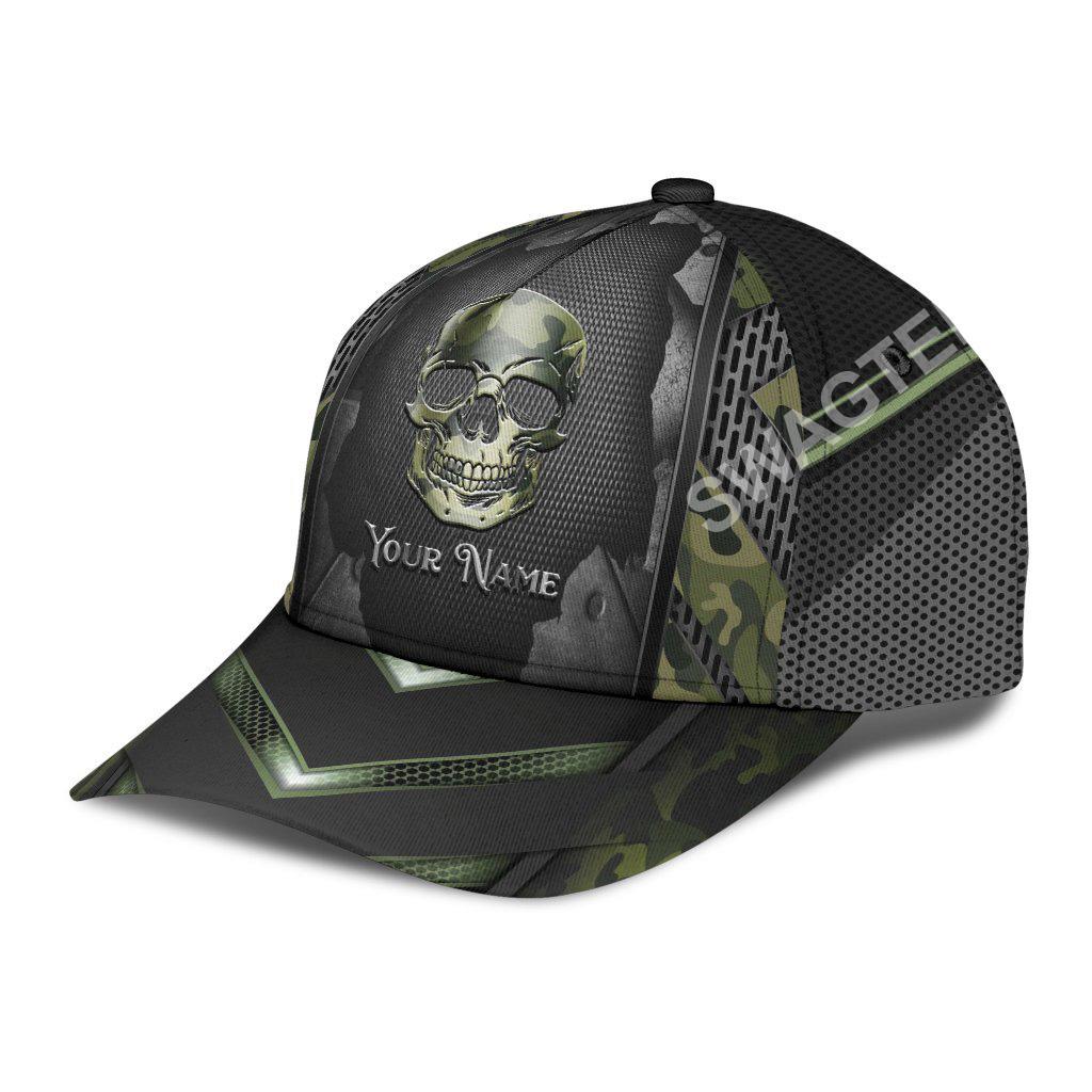 custom name skull camo all over printed classic cap 3(1)