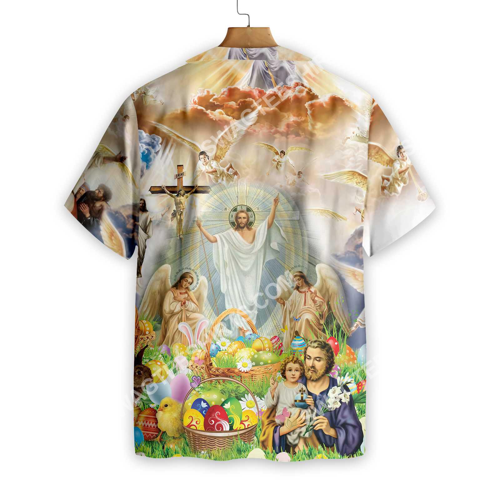happy easter day God all over printed hawaiian shirt 2(1)
