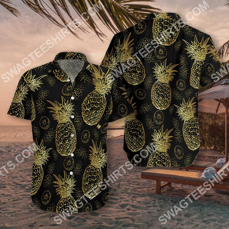 pineapple pattern all over printed hawaiian shirt 3(1) - Copy