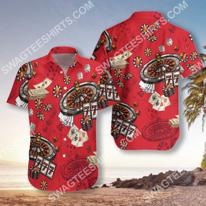 the casino pattern all over printed hawaiian shirt 2(1)
