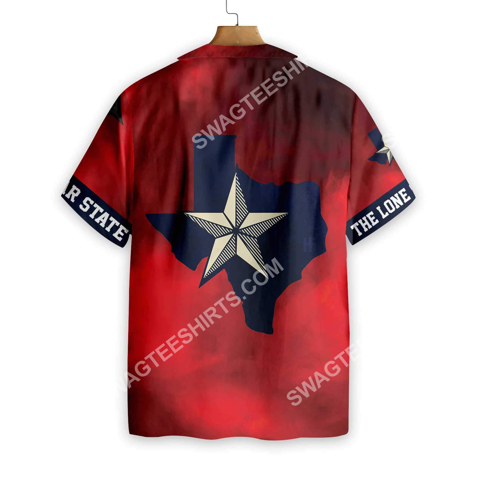 vintage texas the lone star state all over printed hawaiian shirt 3(1)