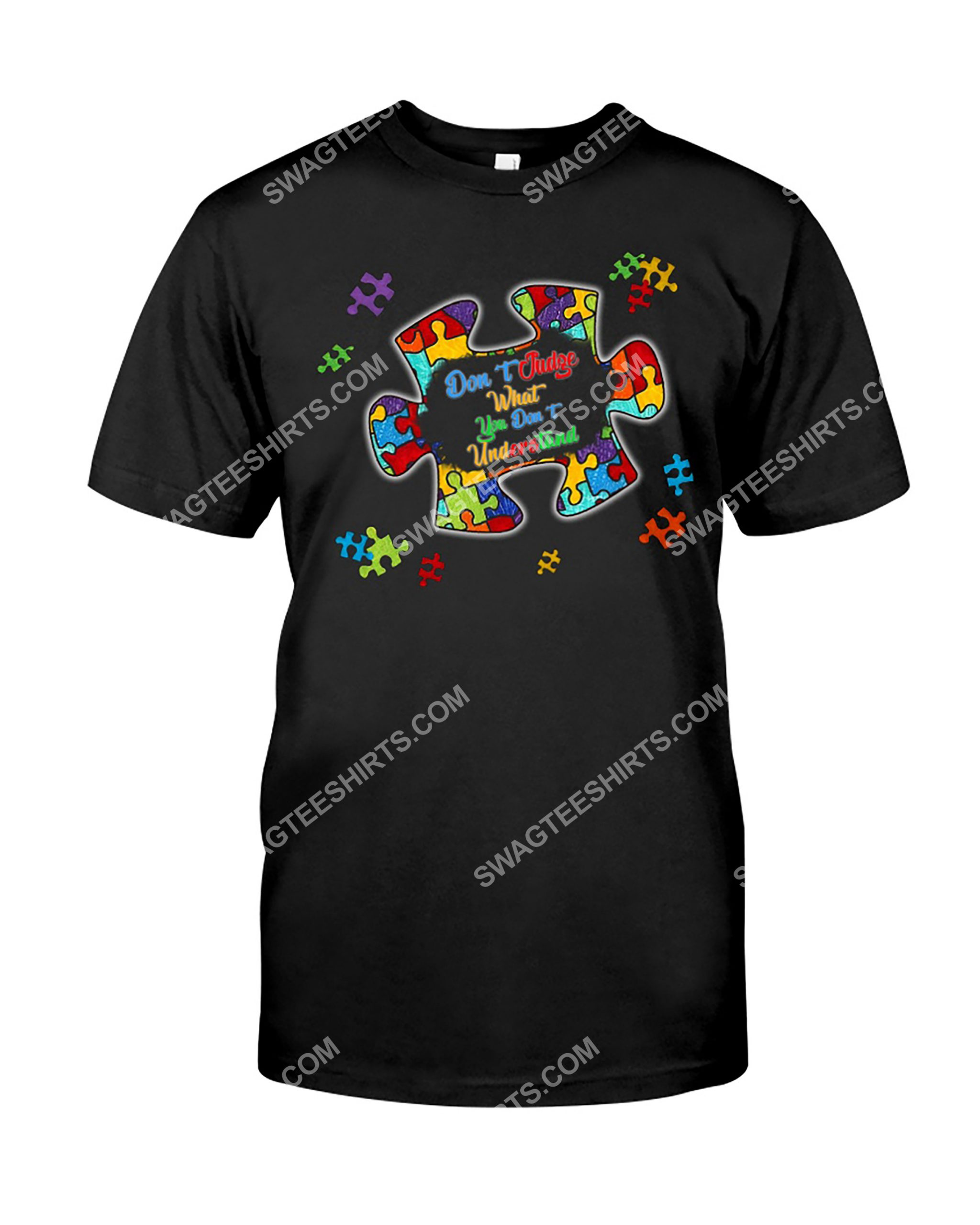 don't judge what you don't understand autism awareness shirt 1(1)