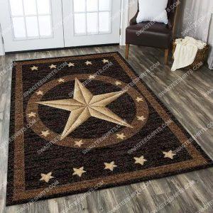 vintage cowboy star full printing rug 3 - Copy (2)