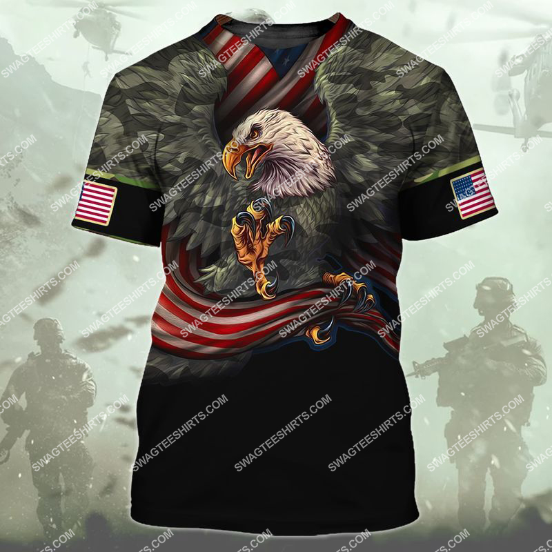 i am a grumpy old veteran i served i sacrificed veterans day full print tshirt 1