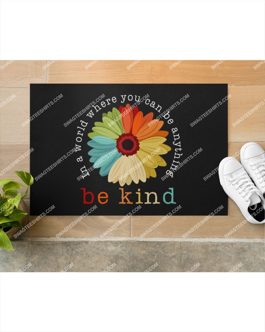 in a world where you can be anything be kind full print doormat 3(1)