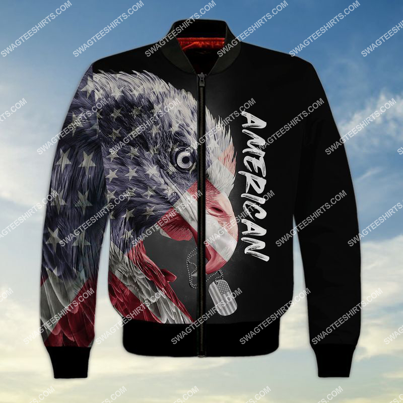 memorial day in the united states full print bomber 1
