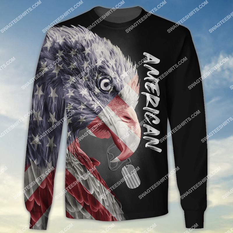 memorial day in the united states full print sweatshirt 1