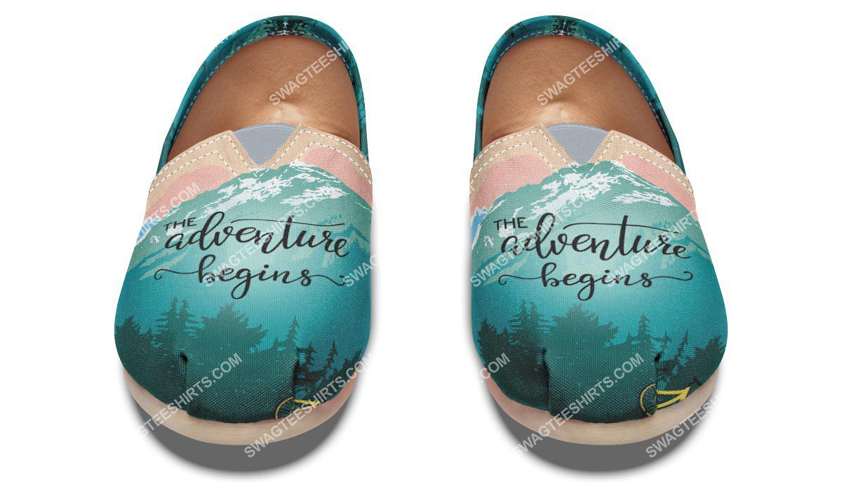 retro the adventure begins camping all over printed toms shoes 2(1)