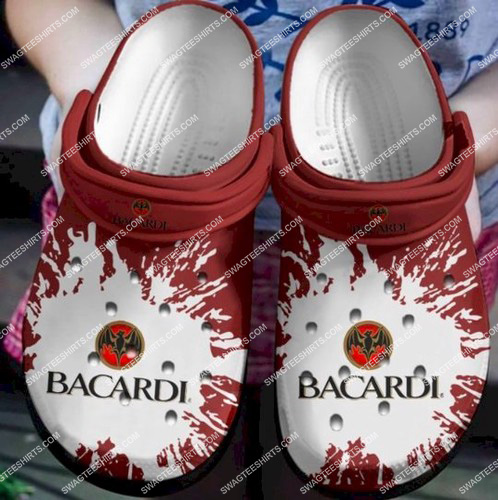 the bacardi rum all over printed crocs 2 - Copy