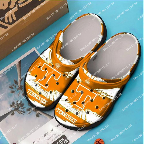the tennessee volunteers all over printed crocs 2