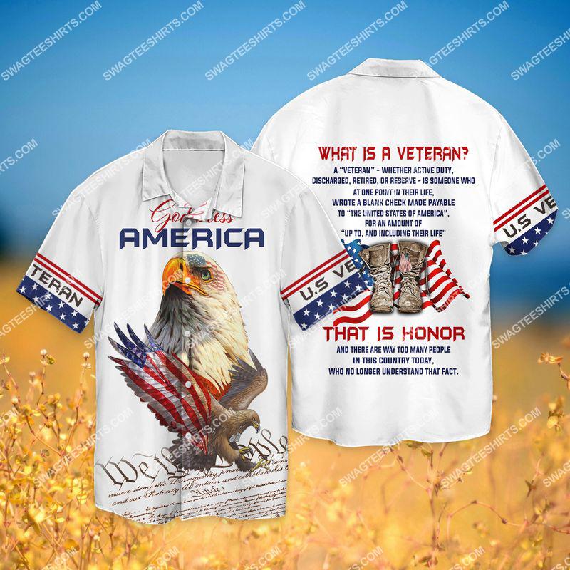 we the people God bless america full print hawaiian shirt 1
