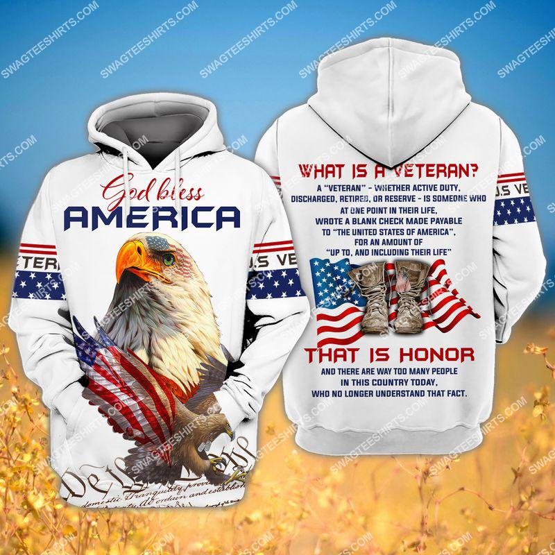 we the people God bless america full print hoodie 1