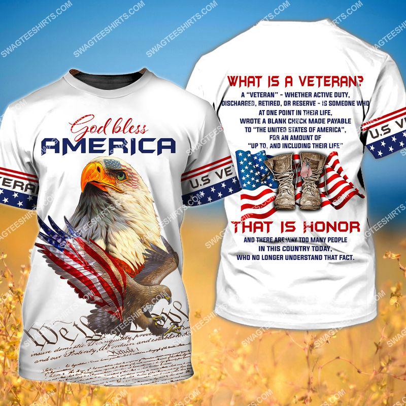 we the people God bless america full print tshirt 1