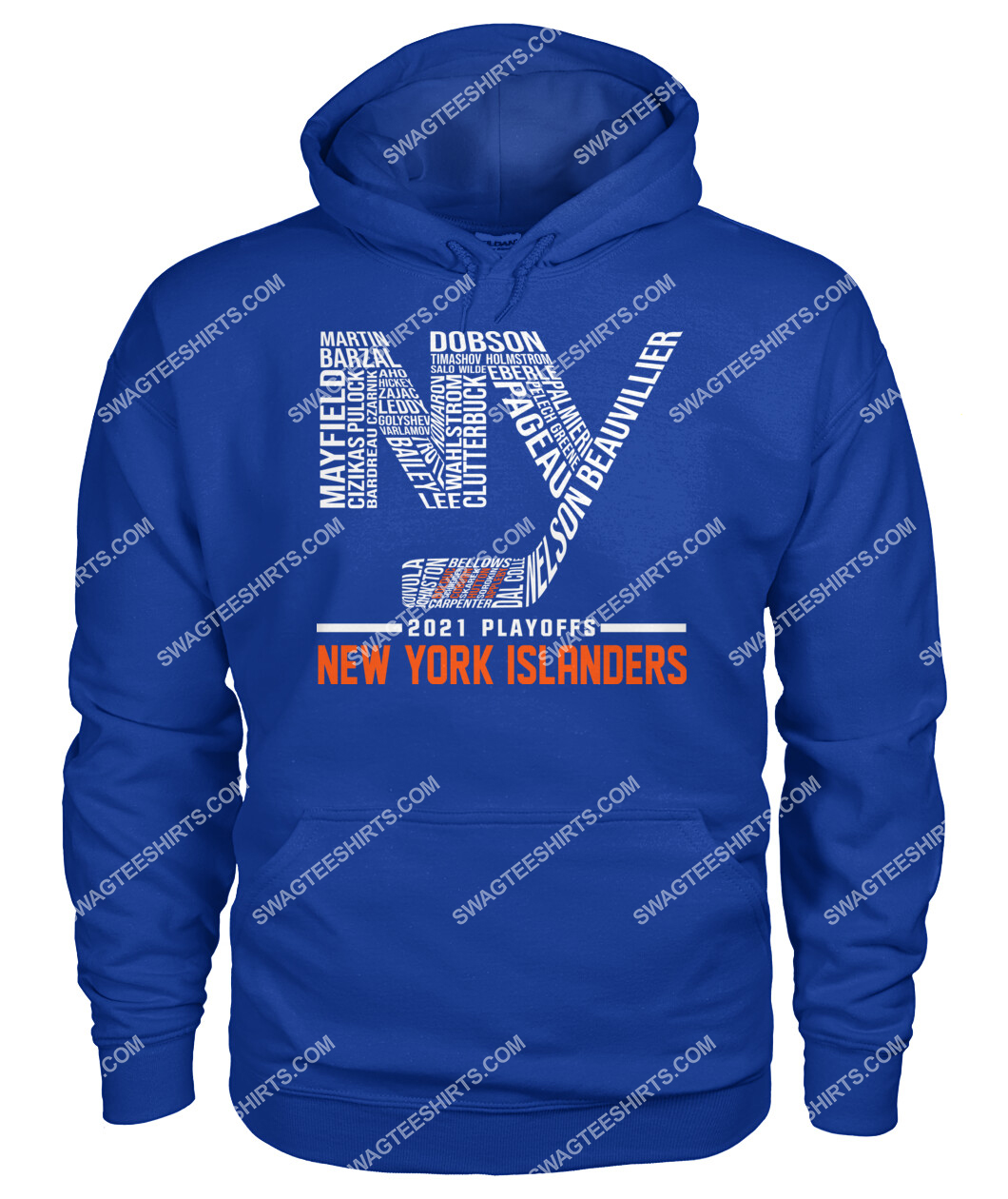 2021 playoffs new york islanders national hockey league hoodie 1