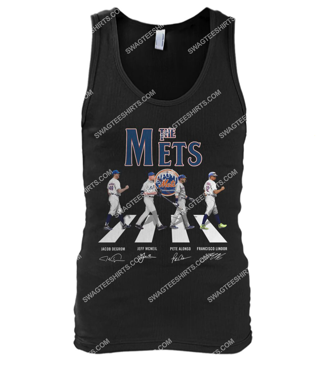 abbey road the new york mets signatures tank top 1
