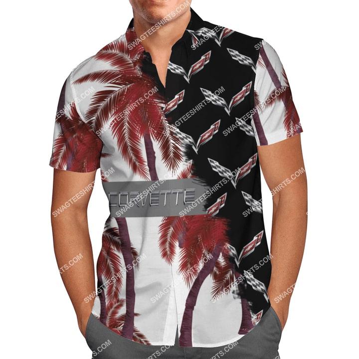 the corvette car full printing hawaiian shirt 2(1)