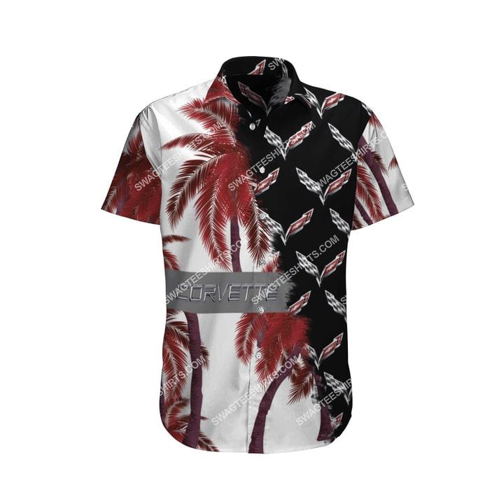the corvette car full printing hawaiian shirt 4(1)