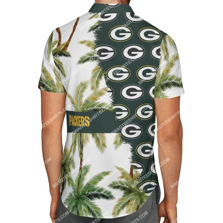 the green bay packers football team full printing hawaiian shirt 3(1)