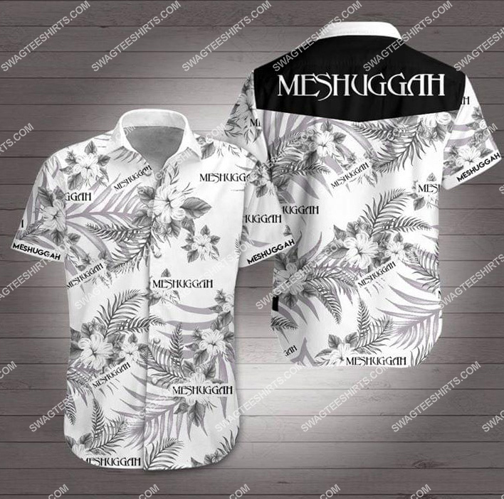 the meshuggah band all over print hawaiian shirt 1 - Copy (2)