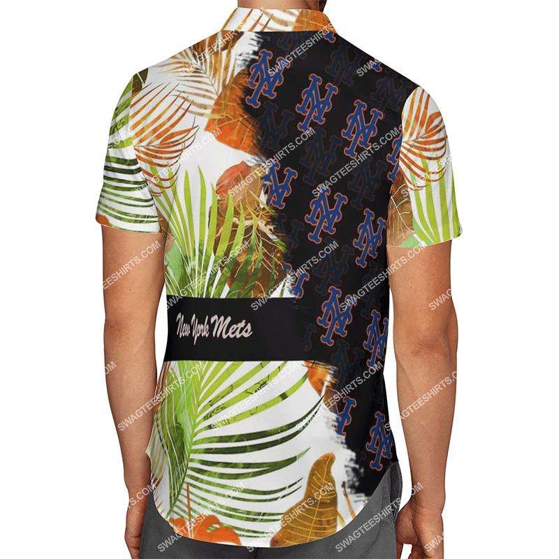 the new york mets team full printing hawaiian shirt 3(1)