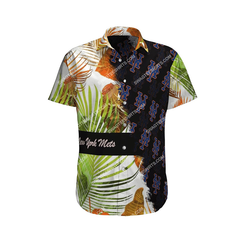 the new york mets team full printing hawaiian shirt 4(1)