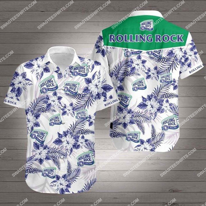 the rolling rock beer all over print hawaiian shirt 1 - Copy (2)