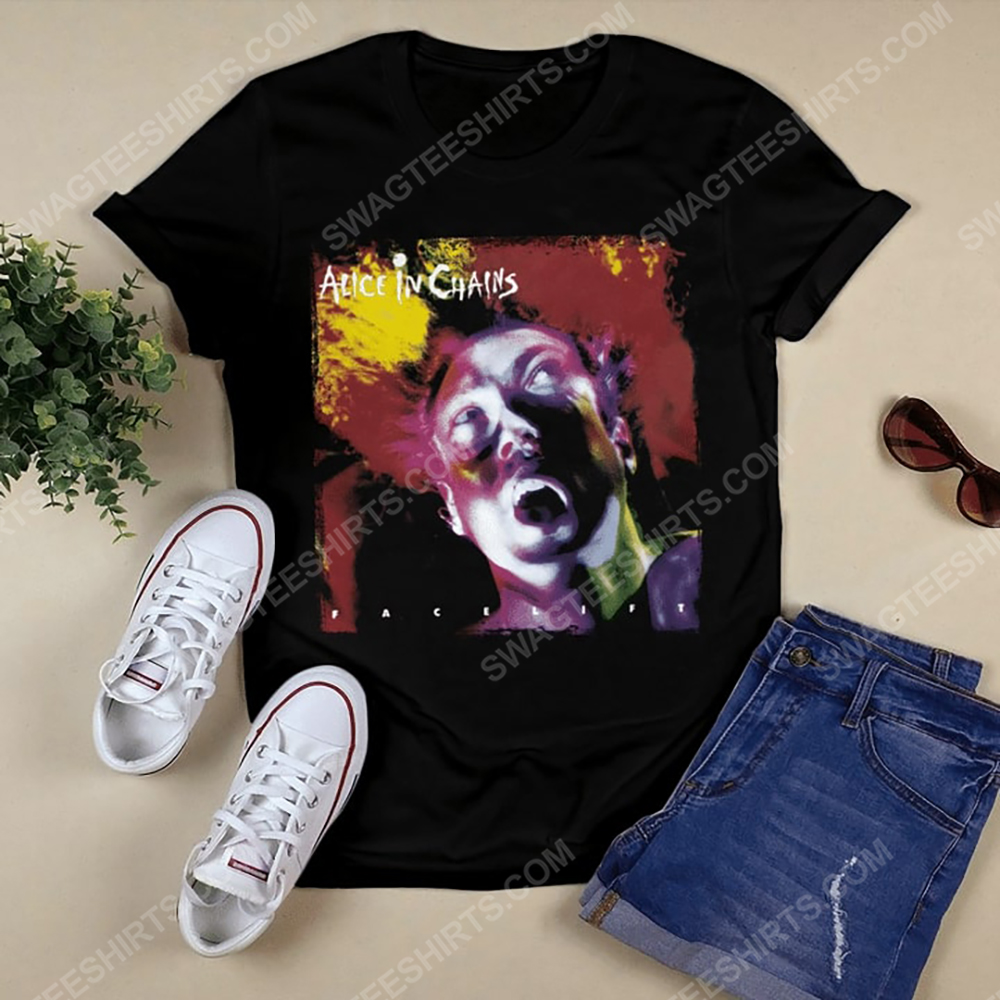 American rock band alice in chains facelift shirt 2(1)