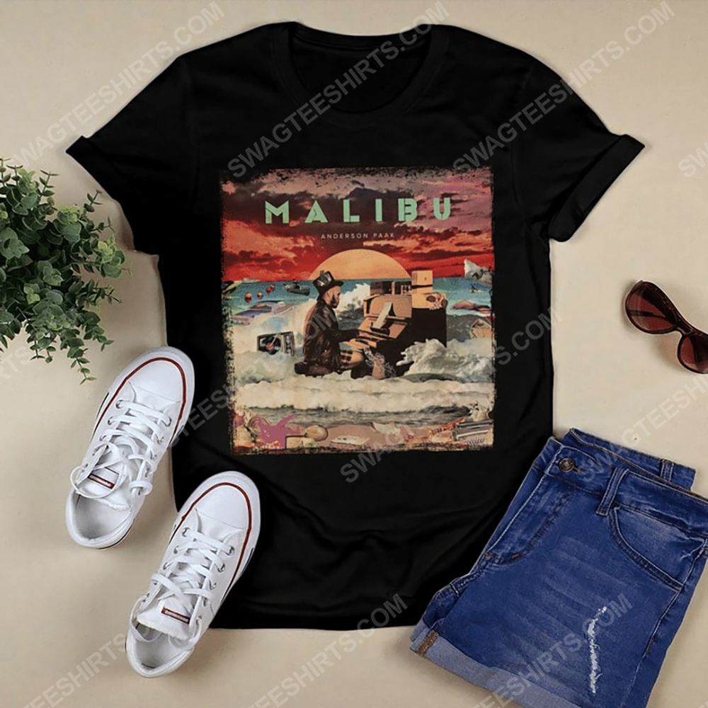 Vintage american rapper anderson malibu shirt 2(1)