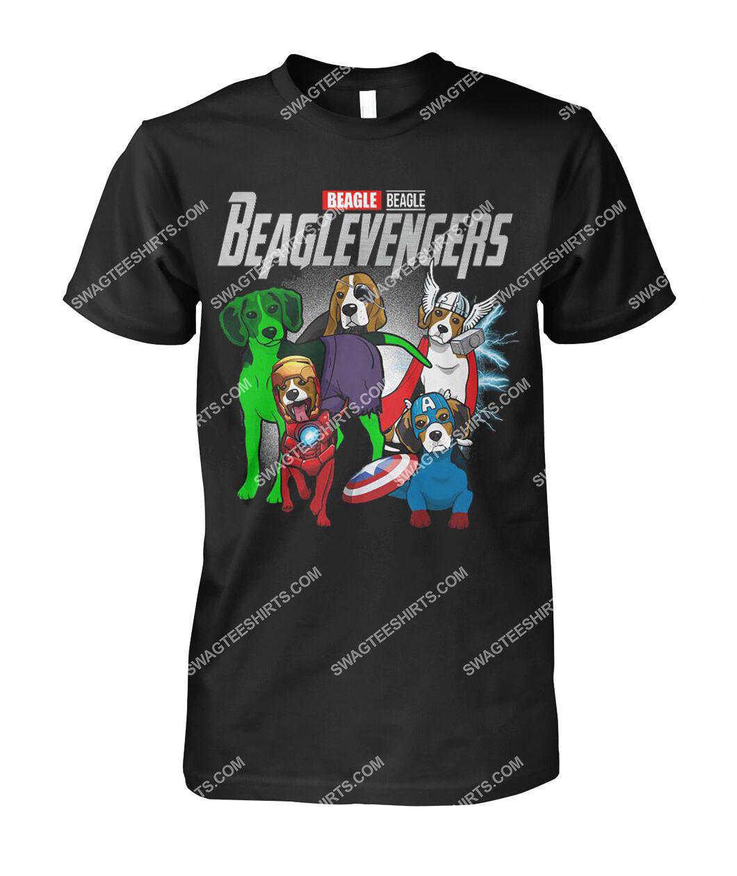 beagle beaglevengers marvel avengers dogs lover tshirt 1