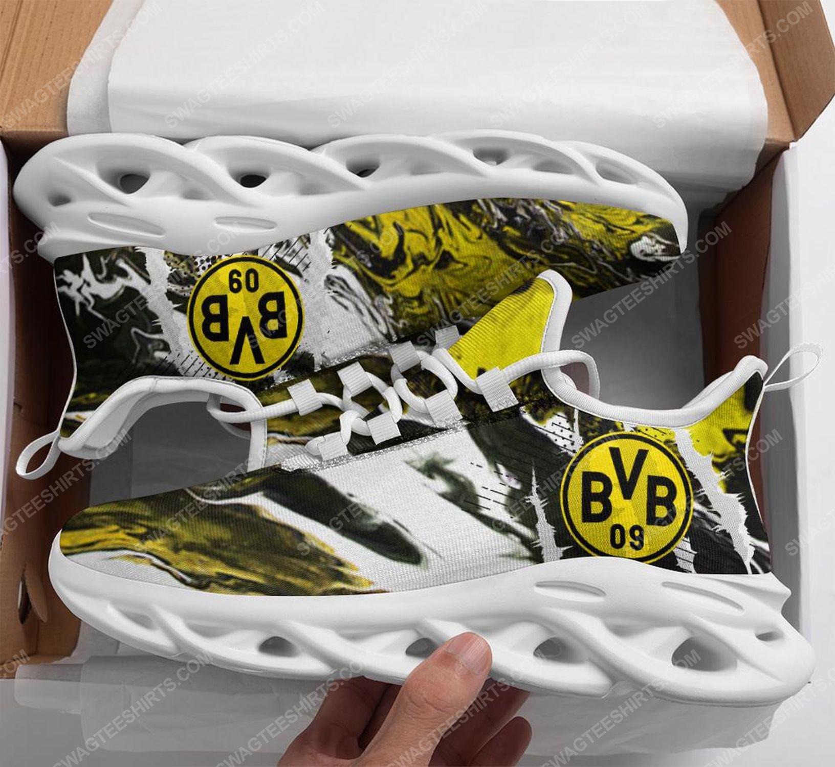 BV borussia dortmund football club max soul shoes 1 - Copy (2)