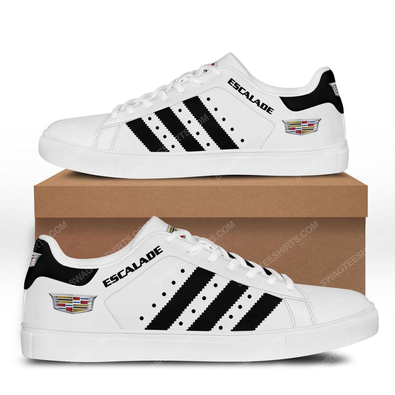 Cadillac escalade version stripe black stan smith shoes 3
