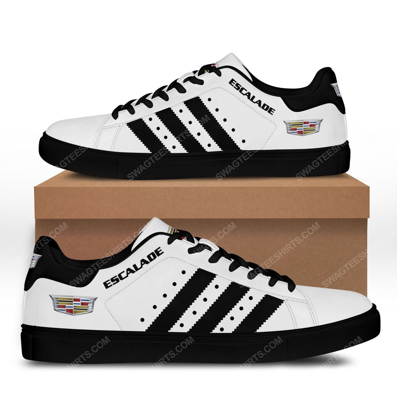 Cadillac escalade version stripe black stan smith shoes - black 1