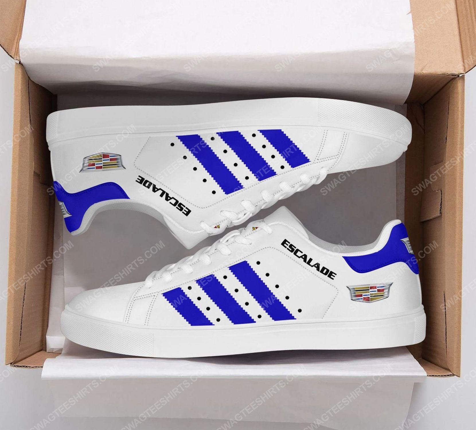 Cadillac escalade version stripe blue stan smith shoes 2