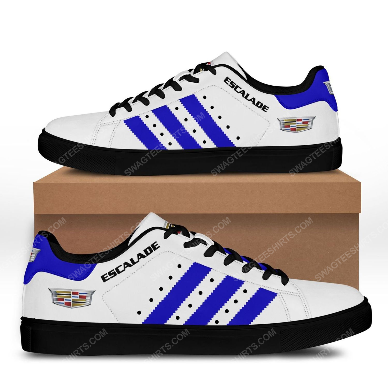 Cadillac escalade version stripe blue stan smith shoes - black 1