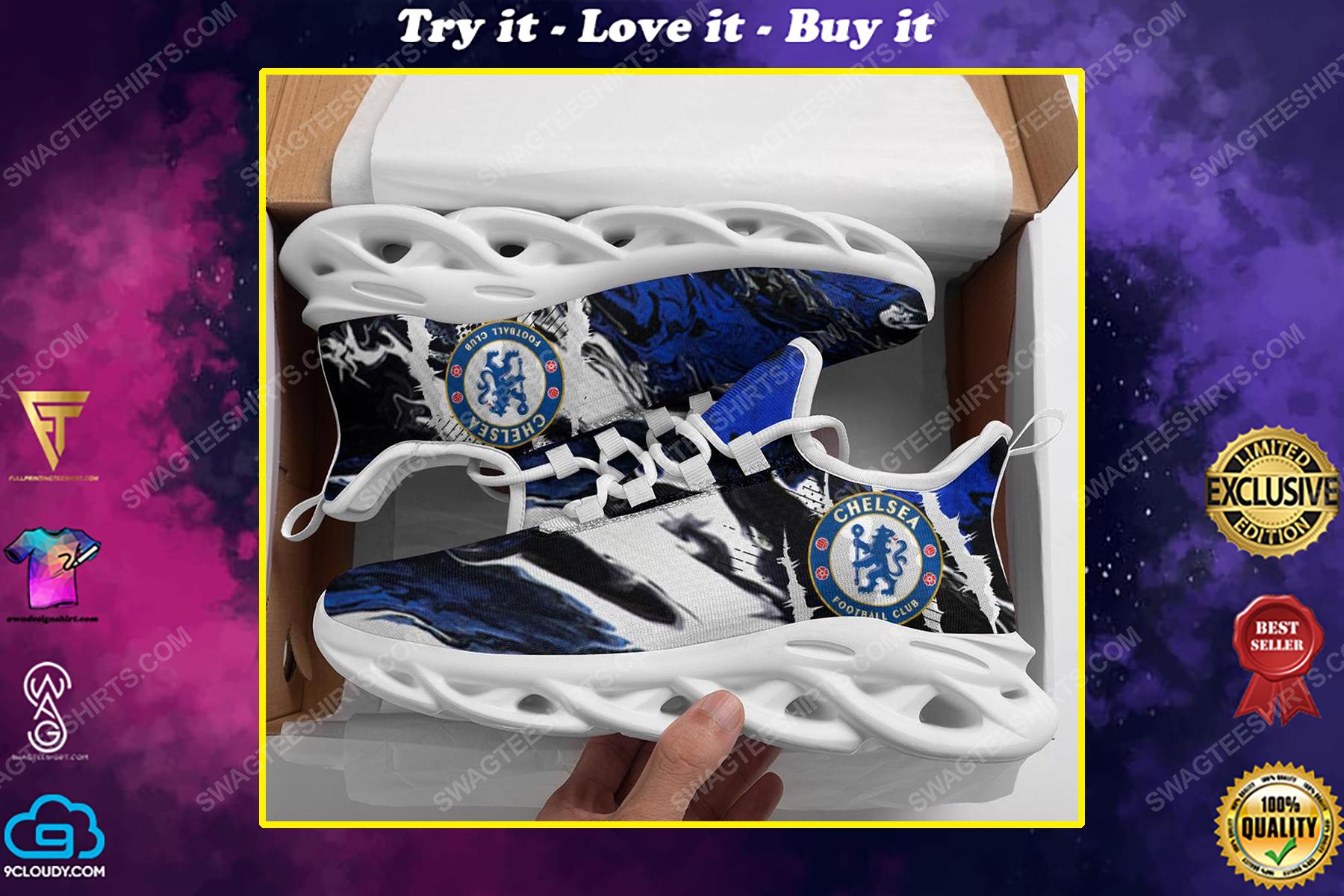 Chelsea football club max soul shoes