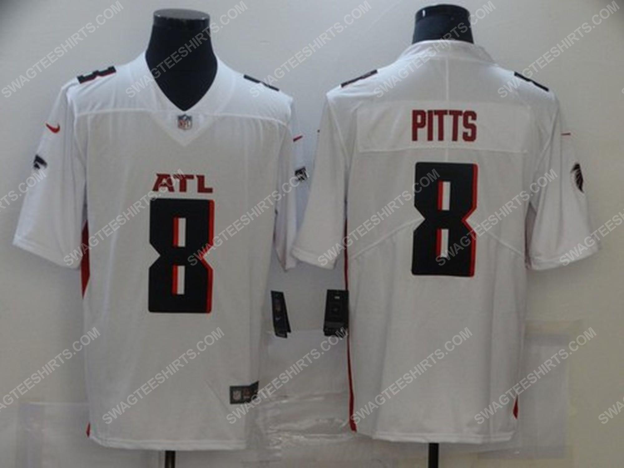 Custom name the atlanta falcons nfl football jersey 1 - Copy (2)