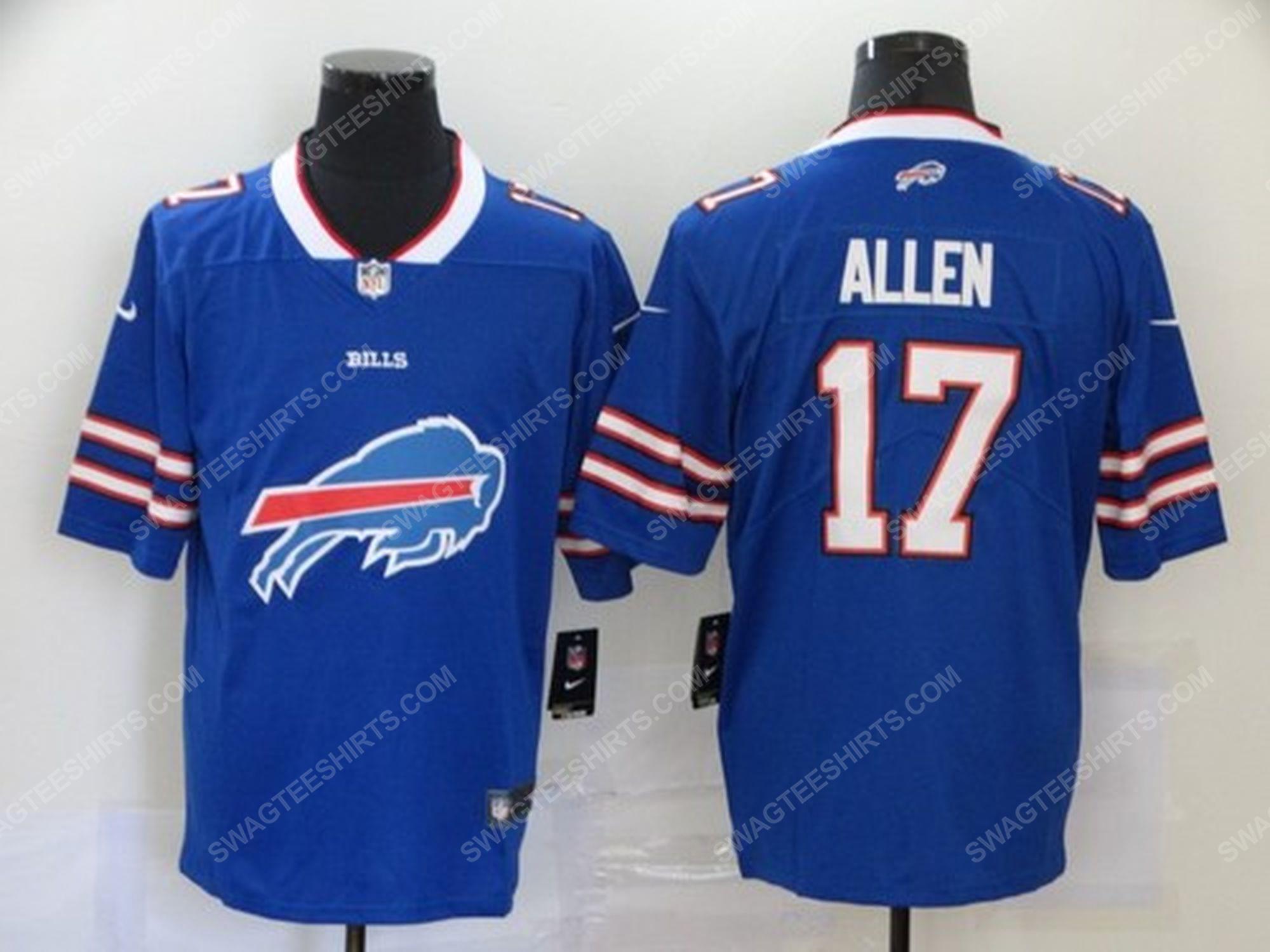 Custom name the buffalo bills nfl football jersey 1 - Copy (2)